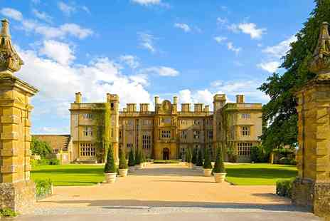 Eynsham Hall - One, Two or Three Nights Stay for Two with Breakfast, Dinner and Leisure Access - Save 42%