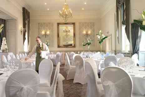 The Bridge Hotel and Spa - Wedding Reception Package for 50 Day Guests and 90 Evening Guests - Save 51%