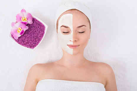 Ginas Beauty - 90 minute pamper package with three treatments - Save 76%
