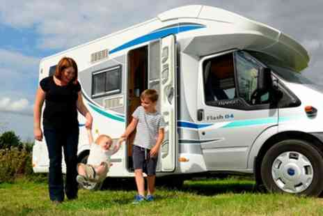 Unbeatable Hire - Three Night Campervan Hire for Up to Six Adults and One Child with Unbeatable Hire - Save 0%