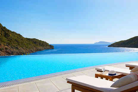 Daios Cove Luxury Resort & Villas - Five Star Spectacular Sea Views and Private Pools - Save 49%