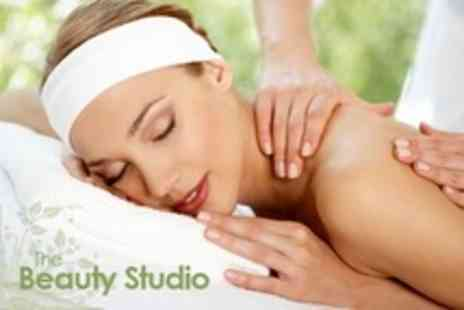 The Beauty Studio - Full Body Massage and Indian Head Massage Plus Facial Such as Crystal Clear or Herbal - Save 66%
