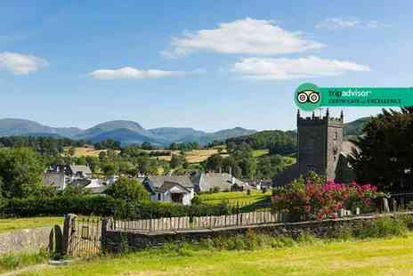 The Red Lion Inn - Overnight Cumbria stay for two people including breakfast - Save 46%