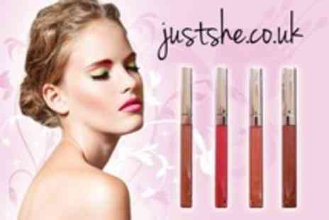 JustShe.co.uk - Two Maybelline Colour Sensational Lipgloss Sets - Save 50%