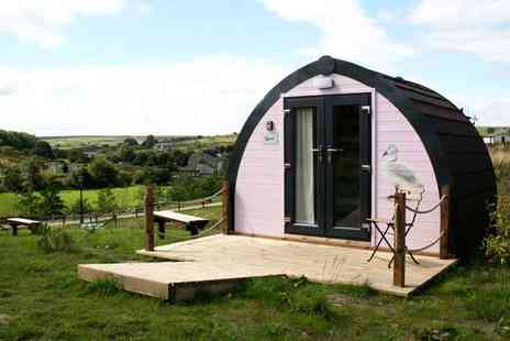 Rossendale Holiday Cottages - Two night glamping stay for two - Save 40%