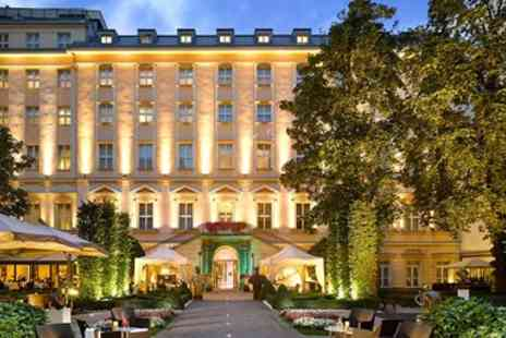 The Grand Mark Prague - Two night luxury stay with dinner - Save 0%