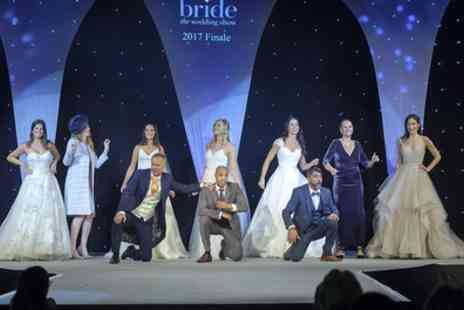 Archant Community Media - Two or four general admission tickets to Bride The Wedding Show on 24 To 25 March - Save 54%