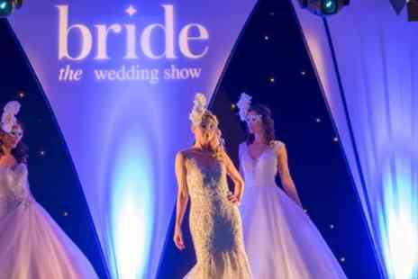 Bride The Wedding Show - Two or four tickets to Bride The Wedding Show on 10 To 11 March - Save 54%