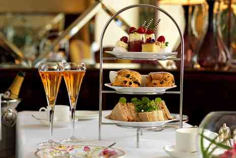 Shrigley Hall Hotel - Afternoon Tea with Glass of Prosecco for Two or Four - Save 53%