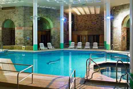 Shrigley Hall Hotel - Rejuvenation spa day for one with two treatments and a glass of Prosecco - Save 44%