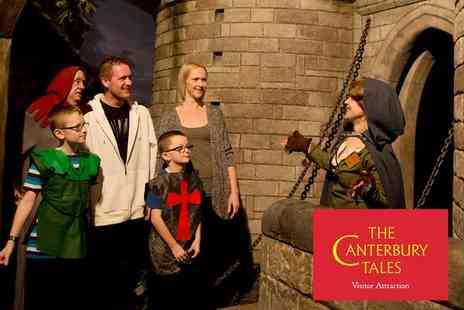 Canterbury Tales - Canterbury Tales Entry for Up to Four - Save 40%