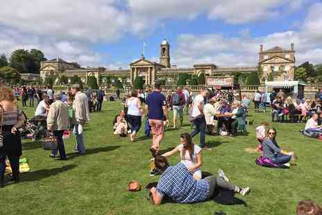 Great British Food Festival - Get entry for two people to the Great British Food Festival 2018 - Save 0%