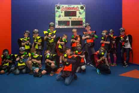 Gullivers - Entry to the NERF Zone Bazooka Ball - Save 25%