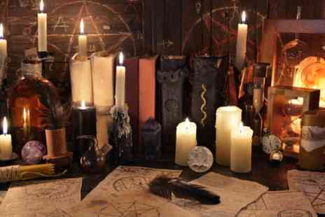 OfCourse - Online wicca & witchcraft course bundle - Save 85%