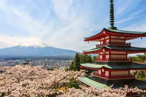 Book in Style - Nine night Japan & South Korea cruise with Mount Fuji - Save 0%