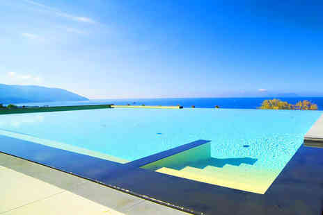 Hotel Terre di Eolo - Four Star Hillside Hotel Stay For Two with Beautiful Sea Views - Save 60%