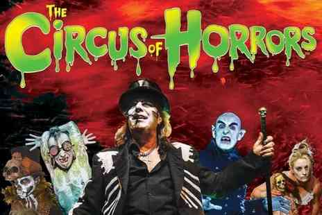 The Circus of Horrors - Ticket to Circus of Horrors Voodoo - Save 50%
