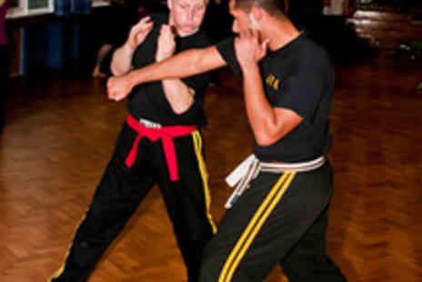 Elemental Kickboxing Academy - Eight Kickboxing Classes - Save 57%