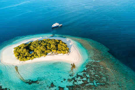 Maldives Cruise - Five Star 7 Night Yacht Cruise with optional Dubai Stopover - Save 52%