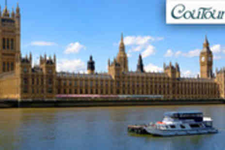 Coutours - Choice of any London tour - Save 67%