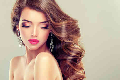 Beautylicious - Half or full head of highlights, cut and blow dry - Save 52%
