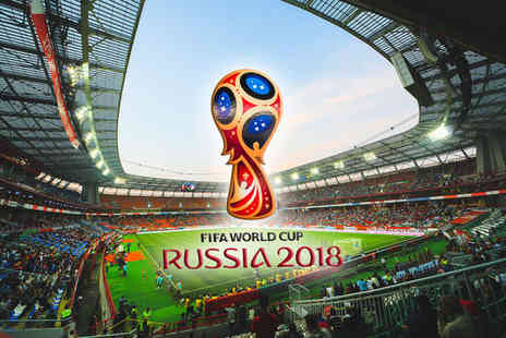 Hilton Garden Inn - Russia Moscow - Four Star City Stay in Moscow with 2018 FIFA World Cup Tickets - Save 0%