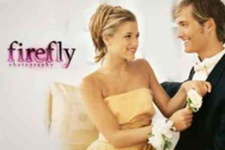 Firefly Photography - Prom Night Style Photo Shoot With Makeover and Three Prints - Save 89%