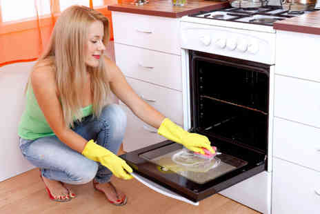 Scot Reliance Clean - Oven & hob cleaning service - Save 56%