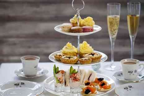 Opera Tea Rooms - Sparkling Afternoon Tea for Two or Four at Opera Tea Rooms (43% Off) - Save 40%