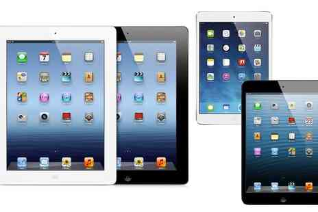 Ezy Gadgets - Refurbished Apple iPad 2, 3, 4 16 And 32Gb or Apple iPad Mini 16 And 32Gb With Free Delivery - Save 0%