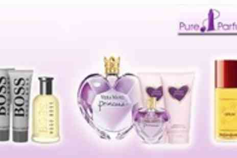 Pure Parfum - Choose your perfect perfume gift set from 4 top brands - Save 36%