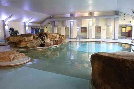 Cleopatras at Park Hall Hotel - Spa Day with Two Treatments for Two - Save 57%