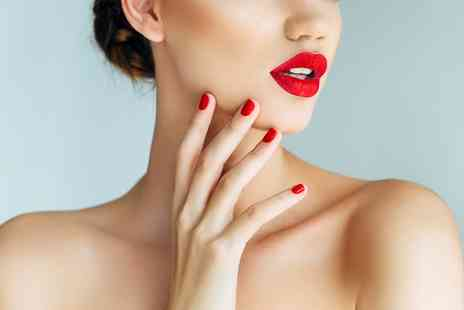 Beauteena - Gel Manicure, Pedicure or Both - Save 37%