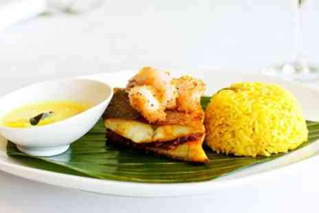 The Mint & Mustard - Indian tasting menu meal for 2 - Save 39%