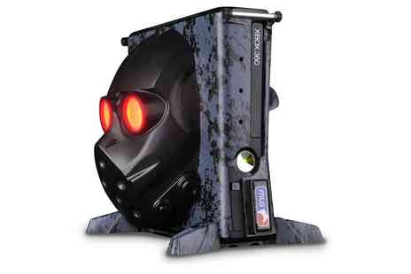 Groupon Goods Global GmbH - Calibur11 MLG Vault 3D Armoured Gaming Case for Xbox 360 - Save 0%