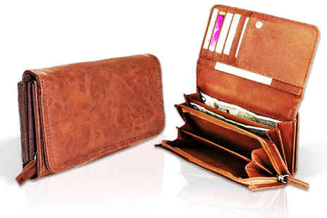 Pearl Info - Womens clutch wallet - Save 79%