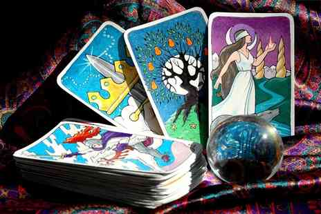 Psychic Chill Out - Email tarot card reading - Save 79%