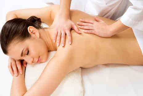 Eden Beauty & Training - One hour massage or 75 minute treatment including massage plus body wrap or facial - Save 58%
