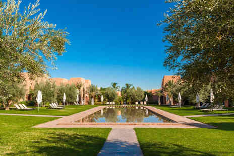 Adama Resort - Four Star Villa Stay with Spa Breaks in Marrakech for two - Save 68%