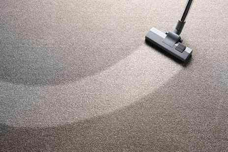 JG Afterbuild - Pofessional carpet cleaning service for two rooms - Save 50%
