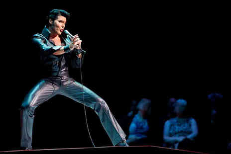 Blackpool Entertainment Company - Ticket to see This Is Elvis from 5th To 10th February - Save 57%