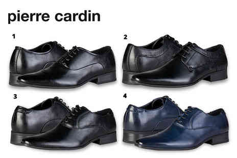Shopping Moda Online - Pair of Pierre Cardin mens brogues - Save 71%