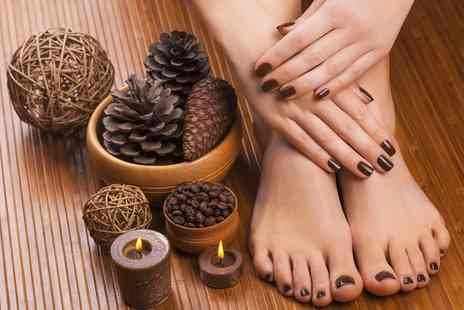 Bliss Beauty Boutique - Gel Manicure, Pedicure or Both - Save 63%