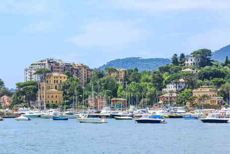 Grand Hotel Bristol Resort & Spa - Four Star Historic Hotel Stay For Two on the Italian Riviera - Save 72%