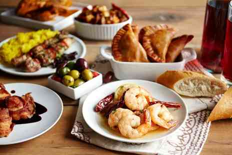 Cubanos - Six Tapas to Share for Two or 12 for Four - Save 0%