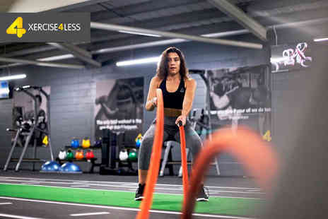 Unit 1 Kirkstall Industrial Estate - Eight Xercise4Less weekend gym passes to use - Save 90%