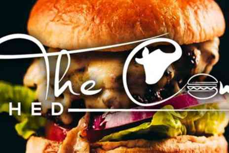 The Cow Shed - One or Two Course Burger Meal for Two - Save 47%