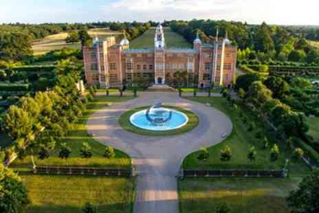 Hatfield House - Entry for 2 to royal palace & garden near St Albans - Save 42%
