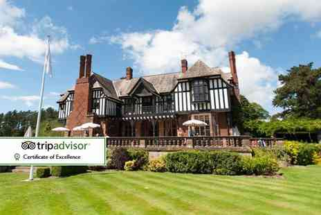 Inglewood Manor - Overnight getaway for two in a classic double room with breakfast - Save 38%