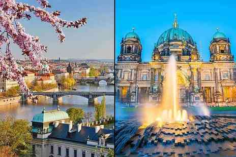 Great Pacific Travels - Six night Prague, Vienna and Budapest with flights and transfers - Save 50%
